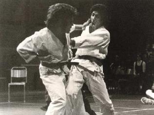 Kumite, Ramon vs Arne