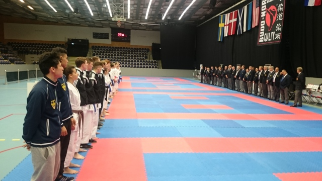 Swedish Karate Open 2016 Malmö