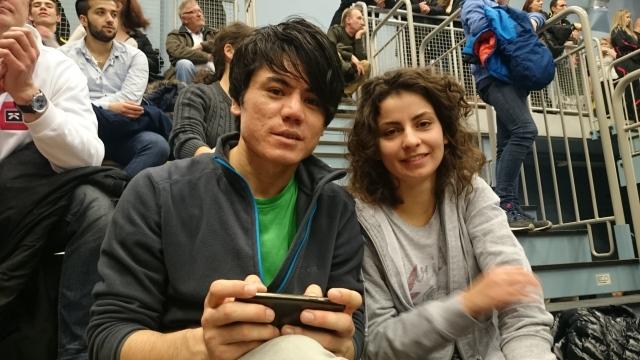 Taqi och Alexandra