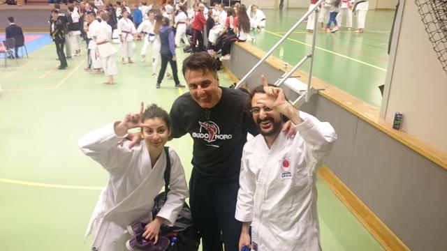 Alexandra, Jasko och Daniel