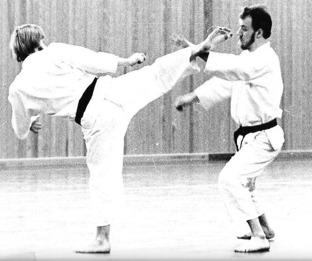 karatejagleffe
